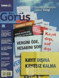 Tüsiad Görüş Dergisi Sayı: 71