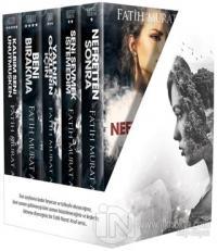 Tutku Serisi (5 Kitap Takım) (Ciltli)