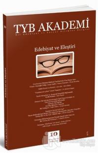 TYB Akademi Dergisi Sayı: 10 Ocak 2014