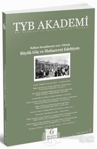 TYB Akademi Dergisi Sayı: 6 Eylül 2012
