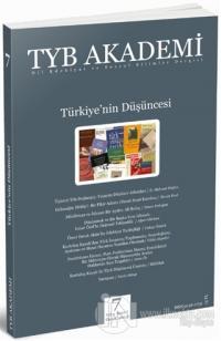 TYB Akademi Dergisi Sayı: 7 Ocak 2013