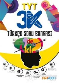 TYT 3K Türkçe Soru Bankası