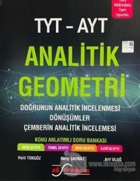 TYT-AYT Analitik Geometri Konu Anlatımlı Soru Bankası Kolektif