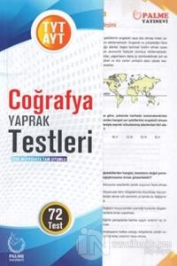 TYT AYT Coğrafya Yaprak Testleri Kolektif