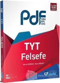 TYT Felsefe PDF Planlı Ders Föyü
