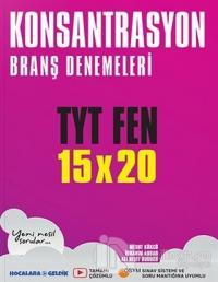 TYT Fen 15×20 Konsantrasyon Branş Denemeleri