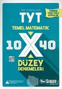 TYT Matematik 10x40 Düzey Denemeleri