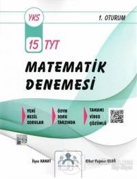 TYT Matematik 15 Deneme Sınavı