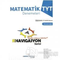 TYT Sınavigasyon Serisi Matematik Koparılabilir 15 Fasikül Deneme