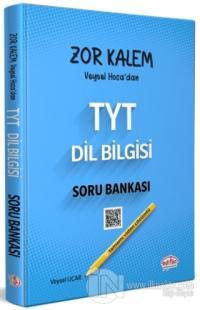 TYT Zor Kalem Veysel Hoca'dan Dil Bilgisi Soru Bankası Tamamı Video Çözümlü