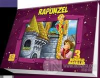 Üç Boyutlu Masallar: Rapunzel (Ciltli)