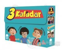 Üç Kafadar (5 Kitap Set)
