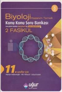 Uğur 11. Sınıf Biyoloji Konu Konu Soru Bankası