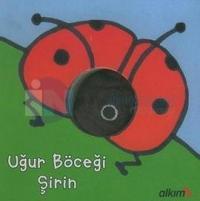 Parmak Kitaplar - Uğur Böceği Şirin