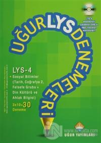 Uğur LYS Denemeleri - LYS 4 Sosyal Bilimler 30 Deneme