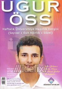 Uğur ÖSSHaftalık Üniversiteye Hazırlık Dergisi Sayı: 16