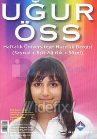 Uğur ÖSS Haftalık Üniversiteye Hazırlık Dergisi Sayı: 19