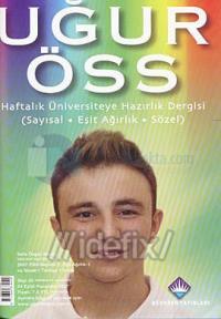 Uğur ÖSSHaftalık Üniversiteye Hazırlık Dergisi Sayı: 2