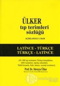 Ülker Tıp Terimleri Sözlüğü (Ciltli)