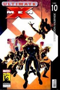 Ultimate X-Men Sayı: 10 Karanlığın Kalbinde