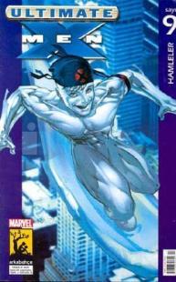 Ultimate X-Men Sayı: 9 Hamleler