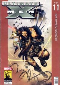 Ultimate X-Men Geçmişin Günahları Sayı: 11