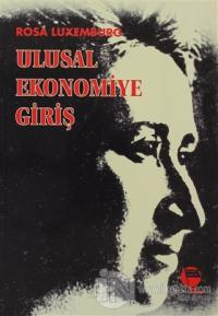 Ulusal Ekonomiye Giriş %25 indirimli Rosa Luxemburg