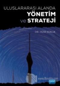 Uluslararası Alanda Yönetim ve Strateji