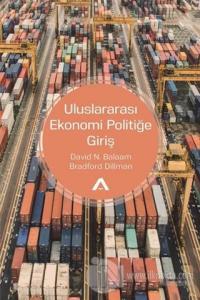 Uluslararası Ekonomi Politiğe Giriş