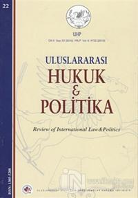 Uluslararası Hukuk ve Politika Cilt: 6 Sayı: 22 (2010)