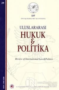 Uluslararası Hukuk ve Politika Cilt: 8 Sayı: 29 (2012)