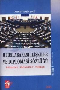 Uluslararası İlişkiler ve Diplomasi Sözlüğü