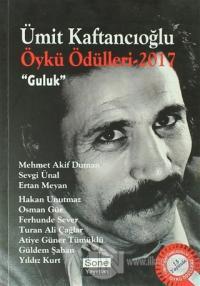 Ümit Kaftancıoğlu Öykü Ödülleri 2017
