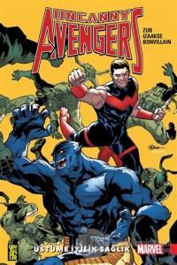 Uncanny Avengers Birlik 5 - Üstüme İyilik Sağlık