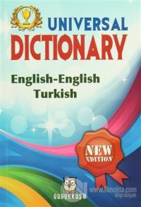 Universal Dictionary / English-English Turkish