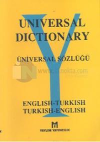 Üniversal Sözlüğü (English-Turkish/Turkish-English)