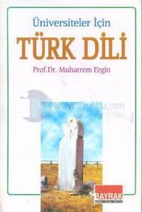 Üniversiteler için Türk Dili