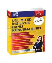 Unlimited İngilizce Canlı Konuşma Sınıfı (3 Aylık)
