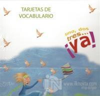 Uno, Dos, Tres… !Ya! Tarjetas De Vocabulario