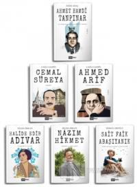 Unutulmaz Yazarlar Set (6 Kitap Takım)