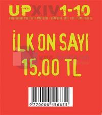 UP Underground Poetix Dergisi İlk On Sayı Birarada