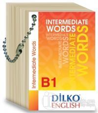 Intermediate Words B1 Kelime Kartı