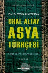 Ural Altay Asya Türkçesi (2 Cilt Takım) (Ciltli)