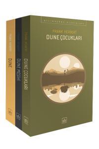 Dune Seti - 3 Kitap Takım