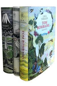 J.R.R. Tolkien Cep Kitaplığı (3 Kitap Takım)