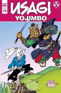 Usagi Yojimbo Sayı: 10