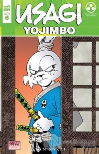 Usagi Yojimbo Sayı: 6