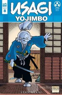 Usagi Yojimbo Sayı: 8 Stan Sakai