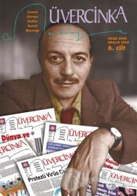 Üvercinka Dergisi Cilt: 6 Ocak-Aralık 2020