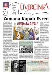 Üvercinka Dergisi Sayı: 49 Kasım 2018